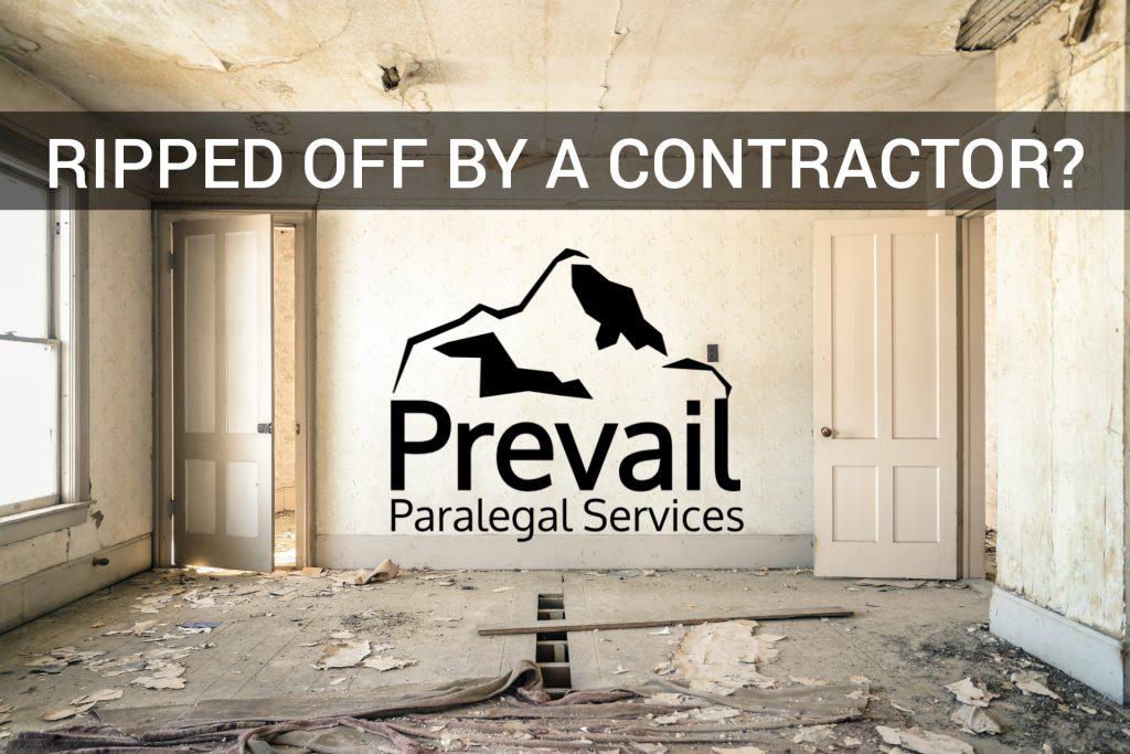 Contractor Negligence