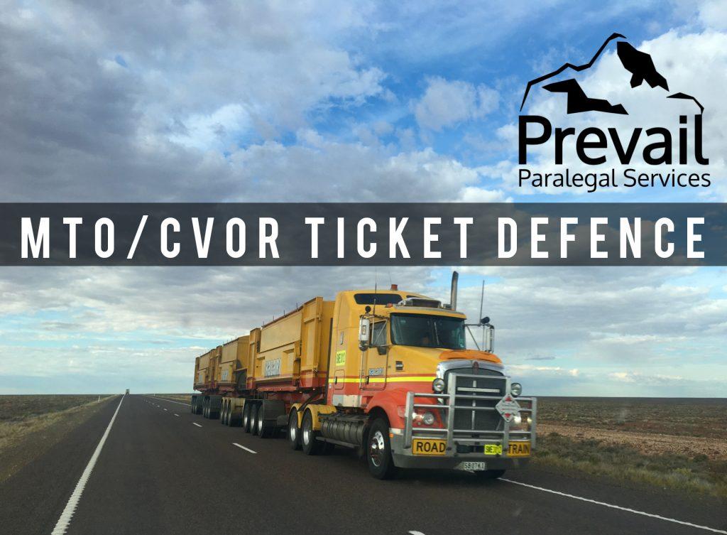 CVOR Defence