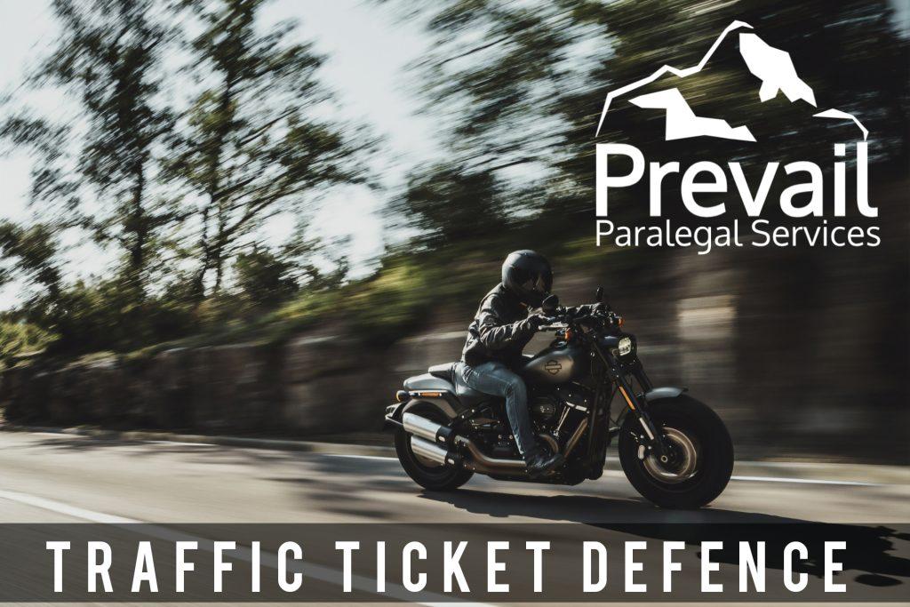 Ticket Defence