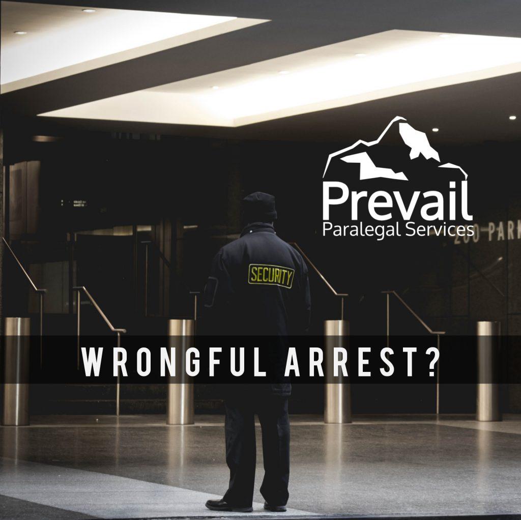 Security Arrest